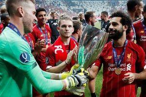 'Kép phụ' Adrian tỏa sáng, Liverpool đoạt Siêu cúp châu Âu