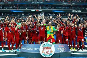 Thủ thành Adrian sắm vai người hùng, Liverpool thắng Siêu cúp thứ 4