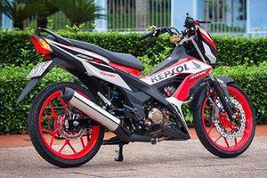 Honda Sonic 150 độ dàn phụ tùng khủng 'đốn tim' dân chơi