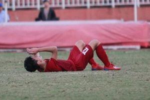 Để thua U18 Campuchia, U18 Việt Nam cay đắng rời giải Đông Nam Á