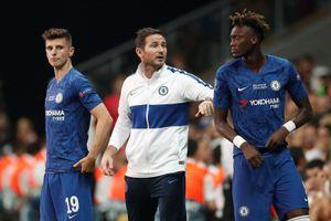 Lampard: 'Tôi là kẻ thất bại nhưng tự hào về màn trình diễn của Chelsea'