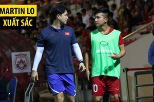 Martin Lo được HLV của CLB Hồng Kông khen nức nở
