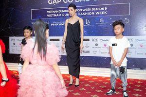 Xuân Lan: 'Tôi không cho mẫu nhí trang điểm đậm, nhuộm tóc và catwalk như người lớn'