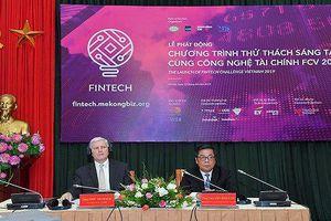 Khởi động FCV lần thứ 2: Tìm kiếm giải pháp công nghệ trong lĩnh vực tài chính- ngân hàng
