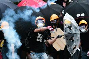 Mỹ quan ngại về lực lượng bán quân sự Trung Quốc ở gần Hong Kong