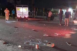 Người đàn ông tử vong sau va chạm với ô tô bán tải