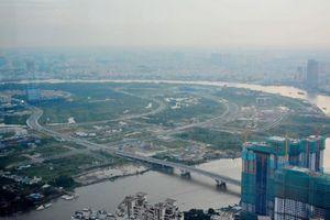 Thu hồi hơn 1800 tỷ tiền sử dụng đất đối với DN làm dự án BT Thủ Thiêm