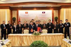 Ngành Kiểm sát nhân dân hai nước Việt Nam - Lào thống nhất 8 nội dung