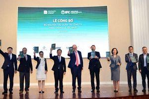 Công bố Bộ Nguyên tắc Quản trị Công ty theo thông lệ tốt nhất đầu tiên của Việt Nam