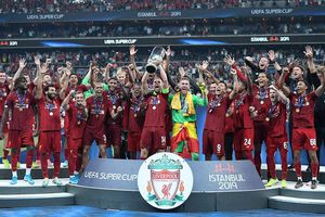 Siêu cúp châu Âu: Liverpool giành cúp sau loạt luân lưu nghẹt thở