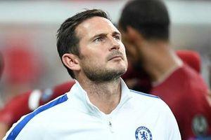 Lampard tự hào về màn trình diễn của Chelsea trước Liverpool