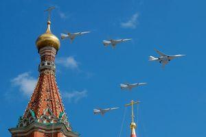 Nga điều máy bay ném bom hạt nhân tới sát cửa nhà Mỹ