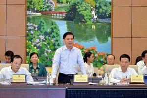 Bộ trưởng GTVT: Có tiền, cuối 2020 sẽ xong cao tốc Trung Lương - Mỹ Thuận