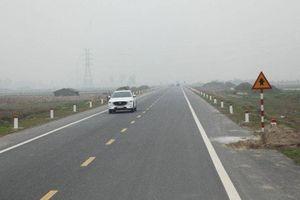 Vì sao đường nối hai cao tốc hiện đại nhất Việt Nam mới có 2 làn xe?