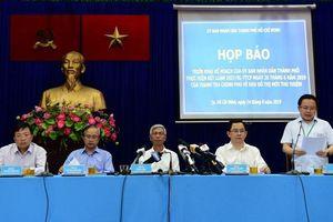 TP.HCM thừa nhận có sai sót trong việc làm 4 tuyến đường tại Thủ Thiêm