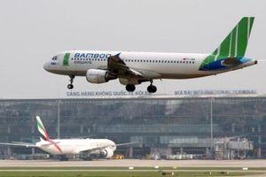 Bamboo Airways tiếp tục giữ vị trí đứng đầu về tỷ lệ bay đúng giờ
