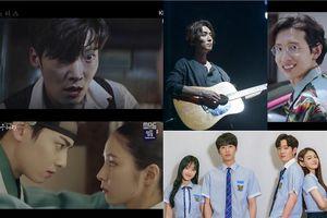 Phim của Cha Eun Woo tiếp tục đứng đầu, phim của Lee Jin Hyuk và Jung Kyung Ho rating đều giảm