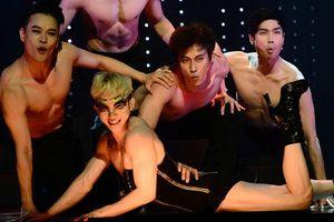 Đỏ mặt xấu hổ với 10 trang phục biểu diễn gây phản cảm nhất trong lịch sử Kpop