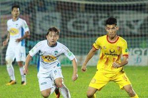 Lịch thi đấu vòng 21 V.League: Nam Định tiếp tục bay cao?