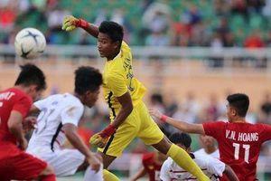Thua sốc trước Campuchia, U18 Việt Nam bị loại khỏi giải U18 ĐNÁ
