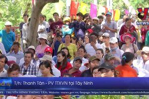 Lễ vía Bà Linh Sơn Thánh Mẫu là DSVH quốc gia