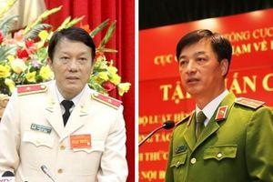 Hai Thứ trưởng Bộ Công an vừa được bổ nhiệm là ai?