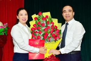 Tuyên Quang: Nữ Bí thư Thành ủy 7x được chuẩn y chức vụ mới