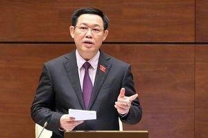 Phó Thủ tướng Vương Đình Huệ: Chính phủ sẽ công khai các bộ, ngành nợ đọng văn bản