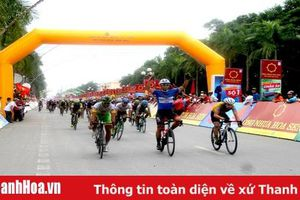 Bảo đảm tốt công tác tổ chức chặng 4, Giải đua xe đạp quốc tế VTV Cup Tôn Hoa Sen 2019 tại Thanh Hóa.