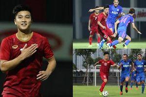 Martin Lò đã tìm thấy vị trí phù hợp nhất trong đội hình U22 Việt Nam?