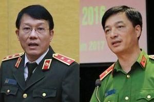 Công bố và trao Quyết định bổ nhiệm 2 Thứ trưởng Bộ Công an