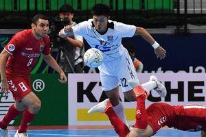 Thua Nagoya Oceans, Thái Sơn Nam dừng bước ở bán kết Futsal châu Á 2019