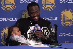 Đối với Draymond Green, Golden State Warriors là... đứa con của anh