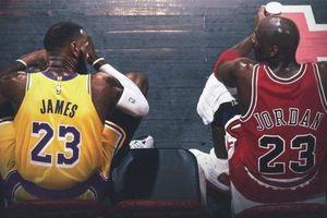 Jamie Foxx chỉ ra lý do LeBron James xứng đáng là GOAT hơn Michael Jordan