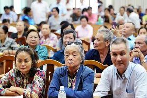 TP Hồ Chí Minh: Tổ chức đối thoại với người dân Thủ Thiêm