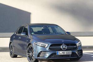 Mercedes-AMG A35 'rẻ nhất dòng AMG' có giá cao bất ngờ