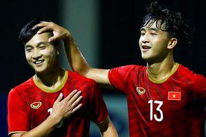 Martin Lo và dàn cầu thủ 'soái ca' của U23 Việt Nam