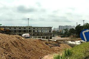 Giải ngân dự án thoát nước phía Tây Hà Nội đạt 58%