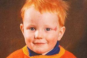 Những bức ảnh chưa từng công bố về 'Hoàng tử tình ca' Ed Sheeran