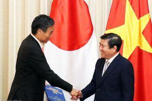 TPHCM muốn có thêm nhiều chương trình hợp tác với tỉnh Nagano