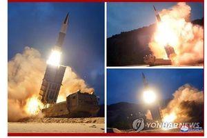 Triều Tiên lại phóng 2 vật thể không xác định vào Biển Nhật Bản