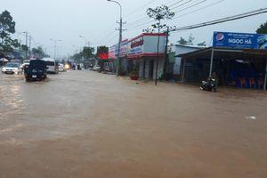 Hơn 200 bài viết phản ánh đợt ngập lớn ở Phú Quốc