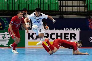 Thái Sơn Nam tái ngộ AGMK FC trong trận tranh Huy chương đồng