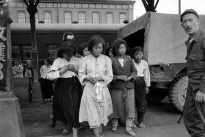 Ảnh độc chưa từng hé lộ về chiến tranh Triều Tiên