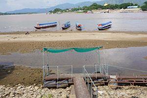 Sông Mê Kông đang 'diễn biến xấu'
