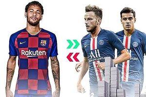Barcelona đặt 2 ngôi sao cùng 100 triệu để lấy lại Neymar