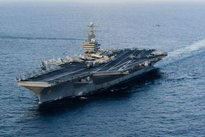 Iran nói Mỹ rút tàu chiến khỏi vùng Vịnh vì e ngại Tehran