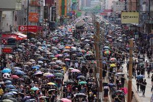 Biểu tình ở Hong Kong: 748 đối tượng quá khích bị bắt giữ
