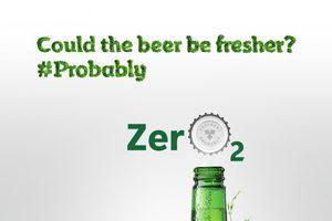 Lưu giữ hương vị bia Carlsberg thêm tươi hơn ngon hơn nhờ nắp chai công nghệ mới
