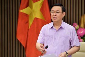 PTT Vương Đình Huệ: Tham nhũng vặt như 'con đê' có thể bị vỡ do những tổ mối nhỏ
